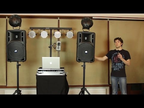 Mobile DJ Setup Tour Pt1 | My Small Setup