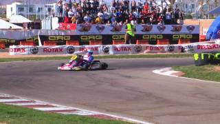 FINAL ROTAX JUNIOR - ROTAX MAX CHALLENGE WORLD FINALS EGIPTO 2009