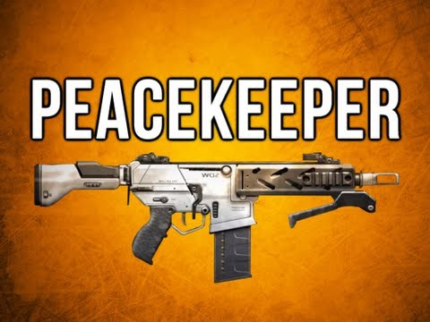Black Ops 2 In Depth - Peacekeeper SMG Review (Revolution DLC Weapon)