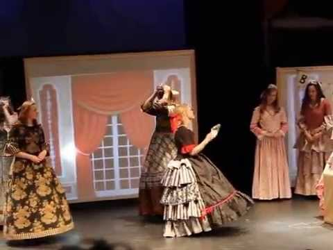 Lippas A Little Princess Act 1 Scene 5a Whats In The Box & Do The Princess