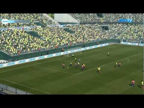 PES 2012 - RTWC Japan 2012 - Colombia vs. Paraguay - Highlights