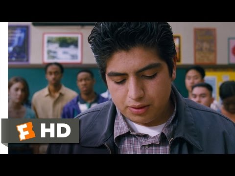 Freedom Writers Movie Clip - watch all clips http://j.mp/wsnUdP click to subscribe http://j.mp/sNDUs5 A student reads his diary entry expressing why Ms. Gruw...