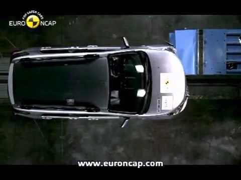 Краш тест Daihatsu Terios 2008 (E-NCAP)