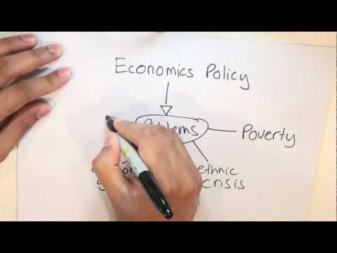 Malaysia Studies: New Economic Policy