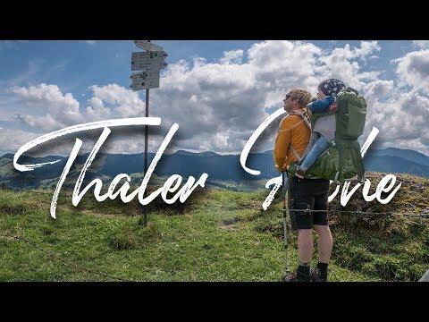 Wanderung zur Salmaser Höhe & Thaler Höhe mit Einkehr in der Pfarralpe | Vlog #114 | ALLGÄU