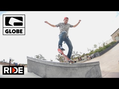 Mark Appleyard, Ryan DeCenzo & More - GLOBE Sesh at Encinitas Park