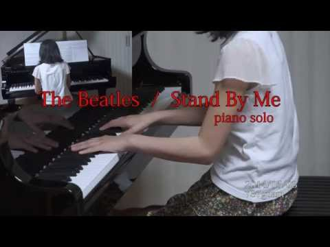 The Beatles  Stand By Me  (piano solo)