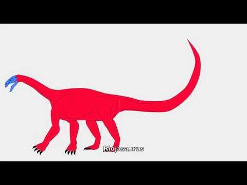 100 Dinosaurs (500 Subscribers)