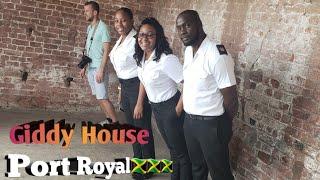 PORT ROYAL  JAMAICA GIDDY HOUSE //Raeslay