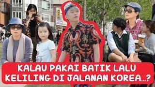 Download Lagu REAKSI ORANG KOREA TENTANG BATIK? Gratis STAFABAND