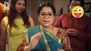 Bangla Natok Funny Clips | Funny video | 2018..mosharraf korim o vabna funny dance