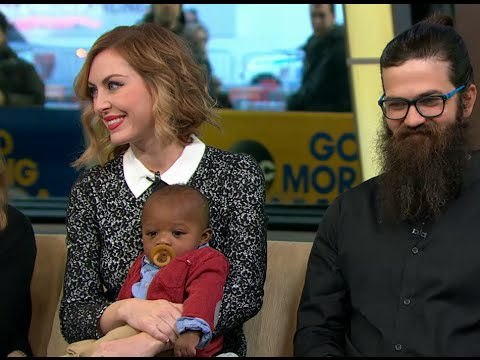 'Duck Dynasty' Stars Open Up About Adopted Son