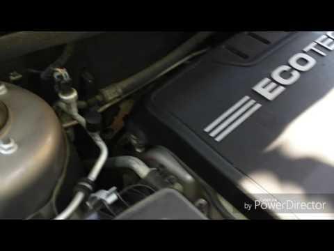 2008 Chevy Malibu Ac Drain Location