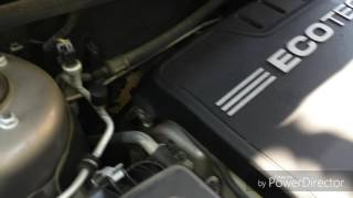2008 Chevy Malibu Ac Drain Location