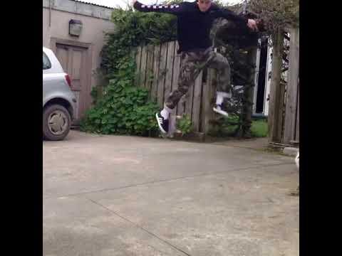 Mind bender from @_jamiegriffin | Shralpin Skateboarding