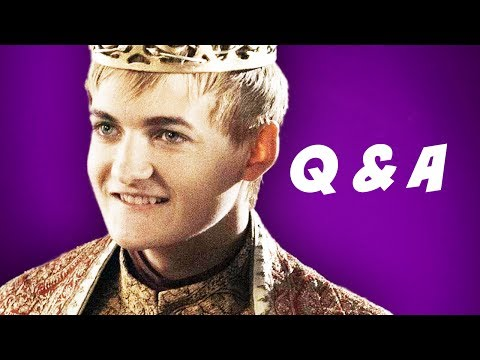 Game Of Thrones Season 4 - Purple Wedding Q&A