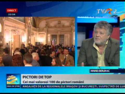 Ax   Pictori de top 29oct2012 TVR