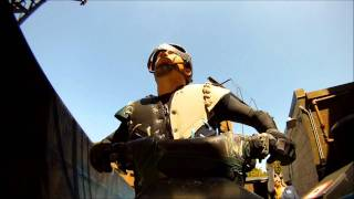 Universal Studio's Waterworld stunt show by GoPro