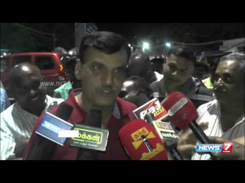 Ban for bathing in Courtallam falls   News7 Tamil