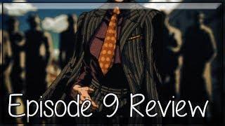 Promotion - JoJo's Bizarre Adventure Golden Wind Episode 9 Anime Review