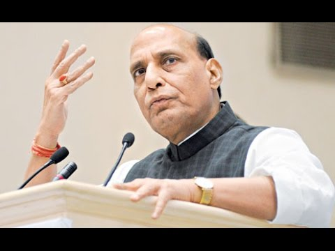 Rajnath Singh to visit Jammu and Kashmir next week