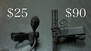 $25 Lav Mic - Does it suck? Ep.1 - Compared to Rode