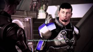 Mass Effect 3 - Funny Prothean Dialogue