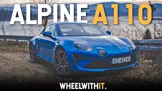 Alpine A110 Première Edition - TEST PL