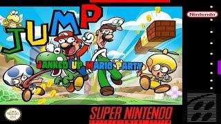 🔴 SUPER MARIO WORLD JUMP (JANKED UP MARIO PARTY) #7