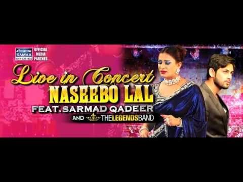 Naseebo Lal - Live In Concert 2015 (uk) video
