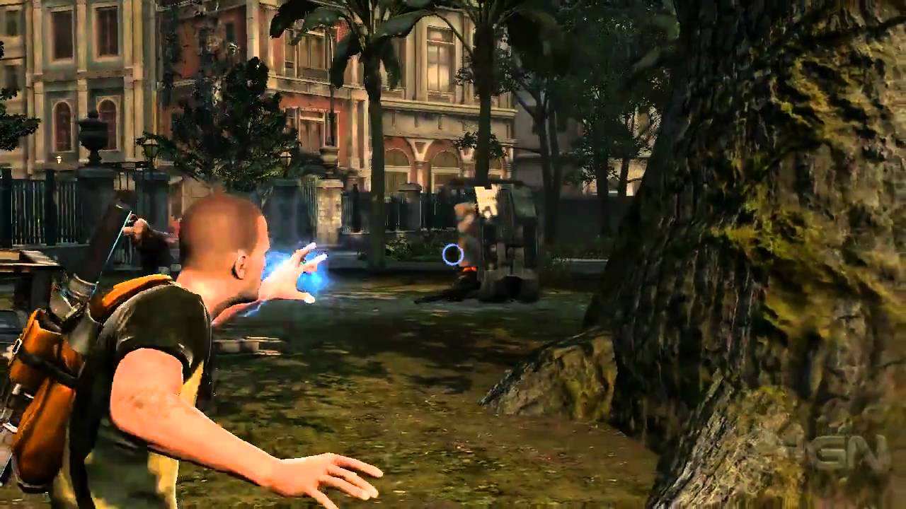 Gameplay Videos Infamous 2 Infamous 2 Gameplay Trailer