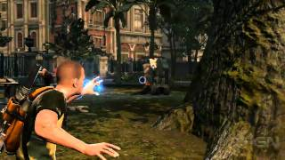 Infamous 2_ Gameplay Trailer