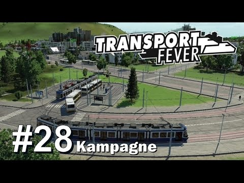TRANSPORT FEVER #28 (Kampagne): Spitzentechnologie - Part 7 [Let's Play][Gameplay][German][Deutsch]