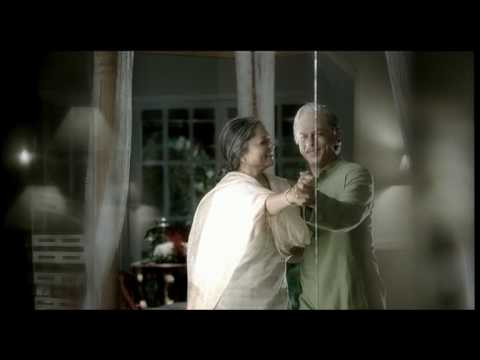 ShahRukh Khan as old man in DISH TV Advertis...