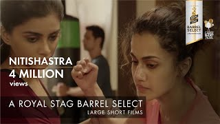 NITISHASTRA I TAAPSEE PANNU I KAPIL VERMA I ROYAL STAG BARREL SELECT LARGE SHORT FILMS