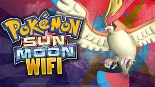 Mega Pidgeot Team | Pokemon Sun & Moon Wifi Battle #39