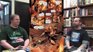 Alter Ego Comics TV #199: Convergence is Upon Us! Plus: The Best Comic of 2014 is Revealed