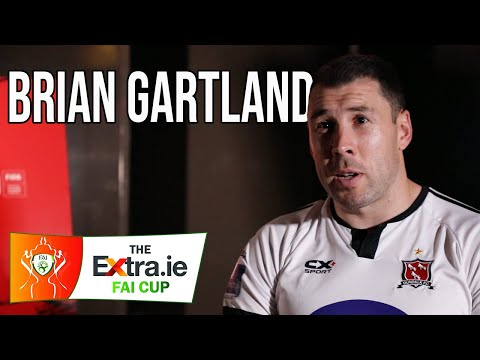 INTERVIEW | Dundalk captain Brian Gartland targets domestic treble