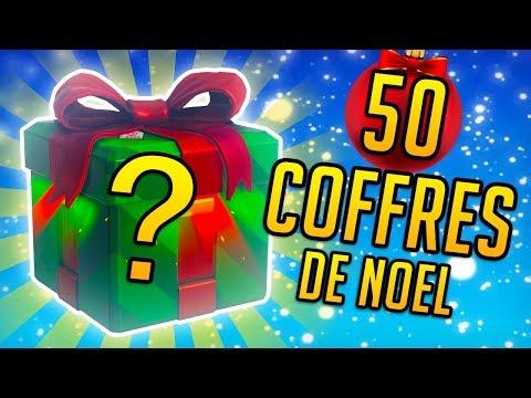 ▶ 50 COFFRES DE NOËL ! ◀   Opening Overwatch