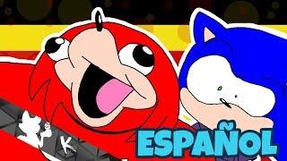 Sonic Meets Ugandan Knuckles [ESPAÑOL] - Kapuchino