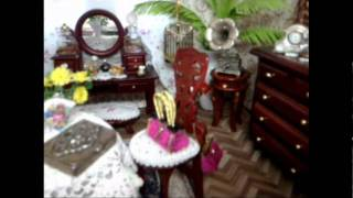 Dollhouse Miniatures - Boudoir.mpg
