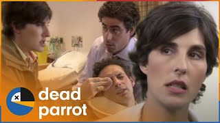 Slave Auction | Green Wing | Series 1 Episode 8 | Dead Parrot