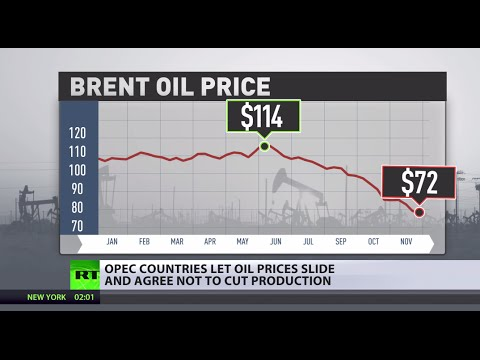 Over an OPEC barrel: Decision triggers lowest oil price in yrs, what's next?