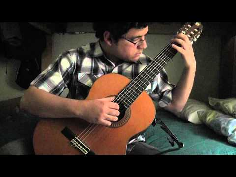 Inuyasha - Sad SongAika - Solo Guitar