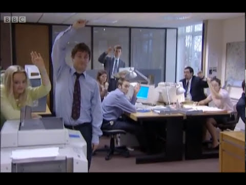 A Picture of David Brent - The Office - BBC