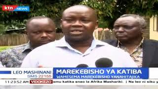Marekebisho ya Katiba: Wanasiasa wa Bonde la Ufa waunga mkono marekebisho ya katiba