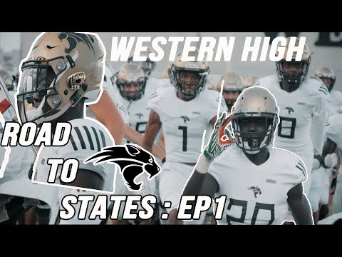ROAD TO STATES EP:1 || High School Football