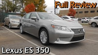 2015 Lexus ES 350: Full Review