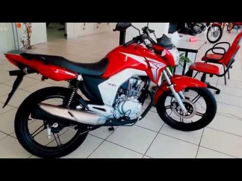 Honda CG 150 Titan 2015 Preço Especificação técnica Brasil