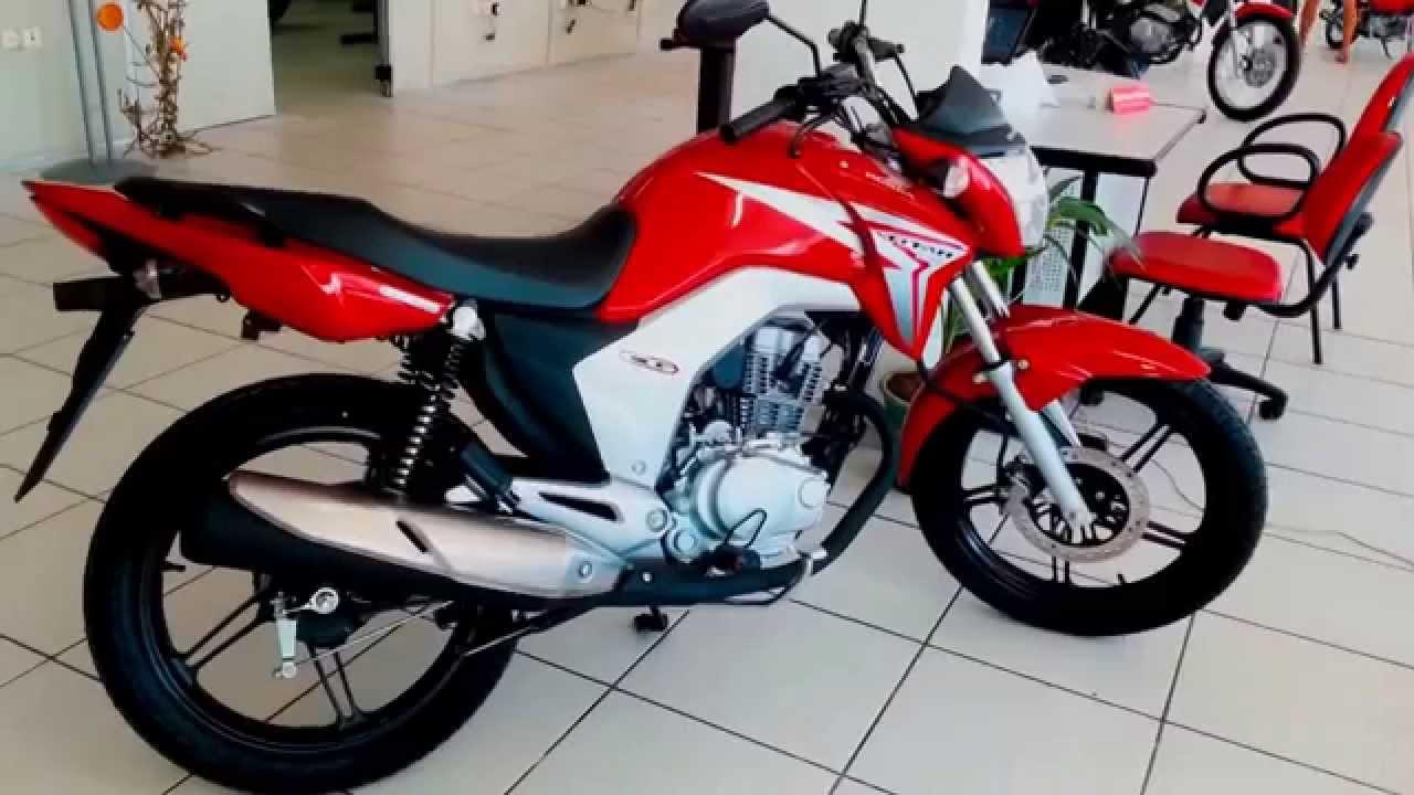 Nueva Honda Cg Titan 150 2015 Taringa